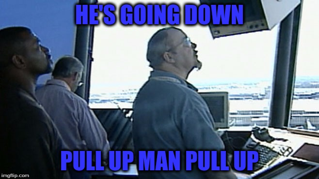 HE'S GOING DOWN PULL UP MAN PULL UP | made w/ Imgflip meme maker