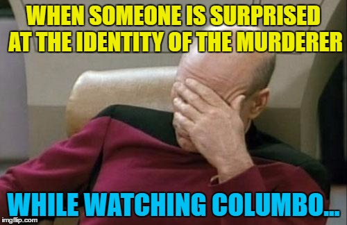 """I never thought it was him..."" 