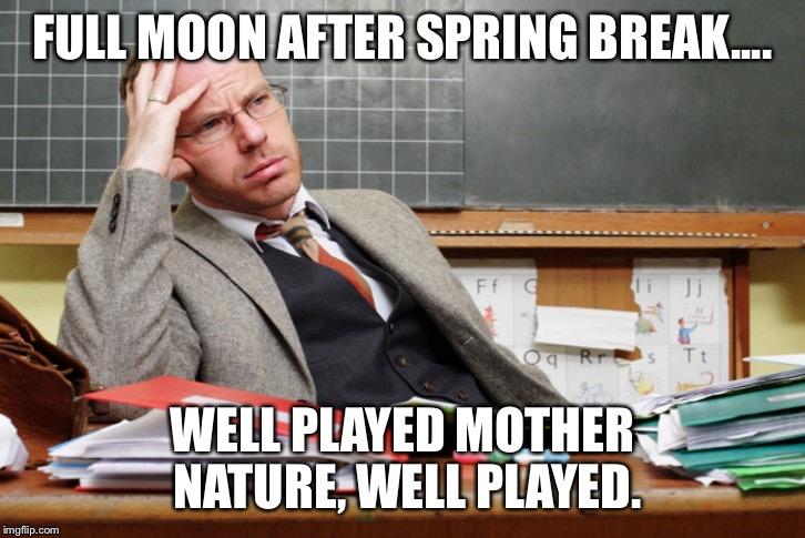 Teacher Thinking Imgflip