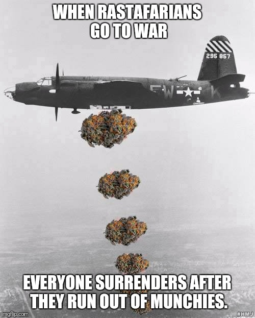 """Peace"" Bombs  