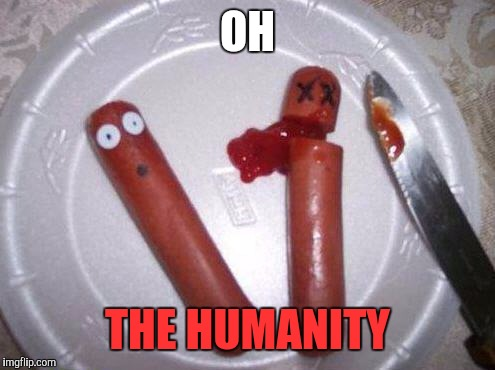 Hot Dog week. A tasty tiger.leo event.  | OH THE HUMANITY | image tagged in dogs,hot dog week,dog week | made w/ Imgflip meme maker
