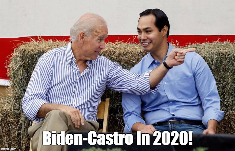 Image result for pax on both houses, biden castro in 2020