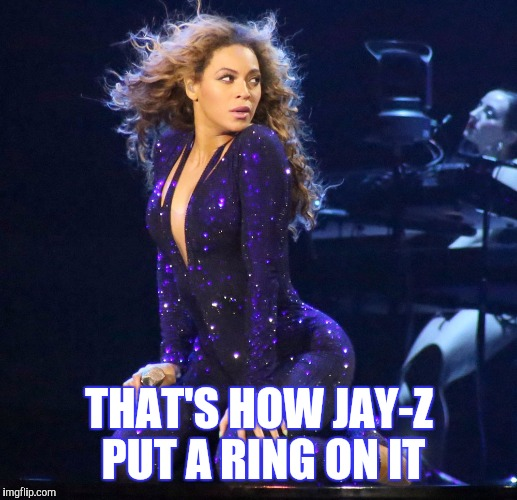 THAT'S HOW JAY-Z PUT A RING ON IT | made w/ Imgflip meme maker