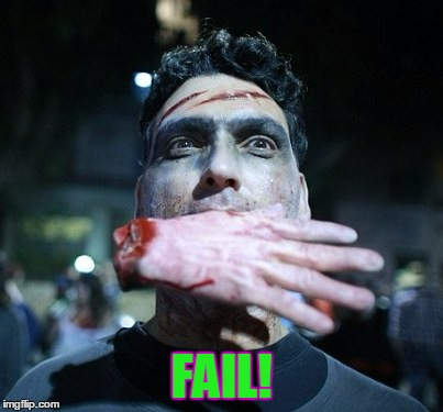 FAIL! | made w/ Imgflip meme maker
