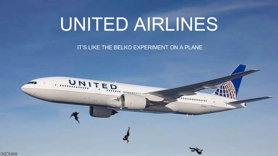 Together we stand. United we fall. | image tagged in united airlines,united,comedy,funny memes,funny,too funny | made w/ Imgflip meme maker
