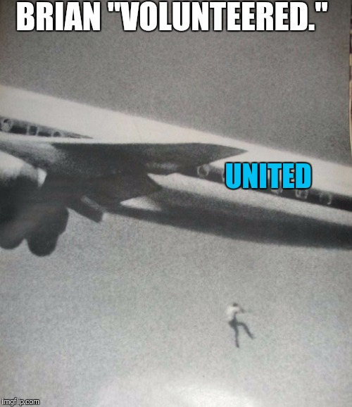 "Falling | BRIAN ""VOLUNTEERED."" UNITED 