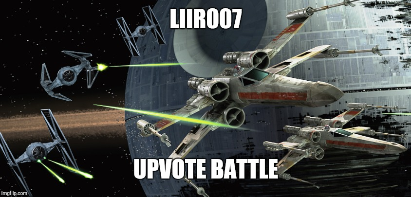 LIIR007 UPVOTE BATTLE | made w/ Imgflip meme maker