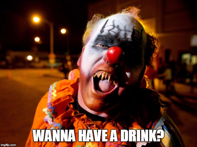 WANNA HAVE A DRINK? | made w/ Imgflip meme maker