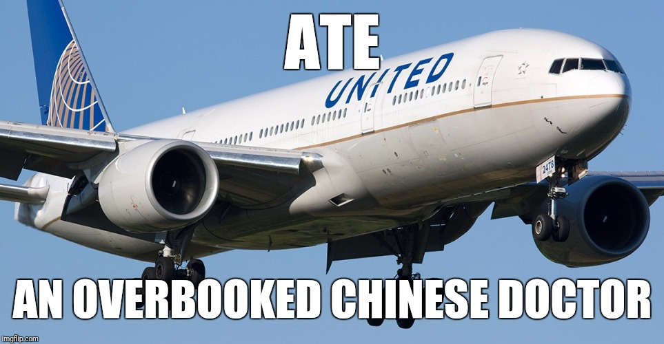 ATE AN OVERBOOKED CHINESE DOCTOR | made w/ Imgflip meme maker