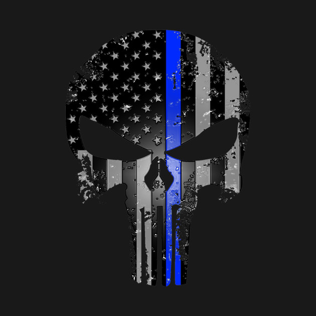 police state punisher blank template imgflip