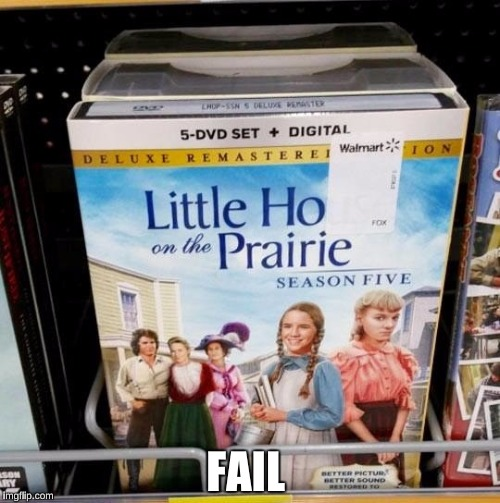 "I'd love to watch ""Little Ho on the Prairie""  