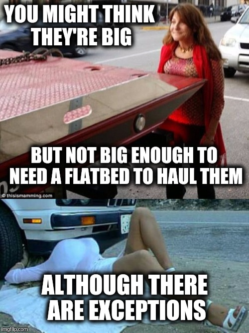 "Cleavage Week. Why am I only now hearing about the trend, ""Mamming"". It's like planking, but only for, well, look for yourself. 