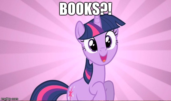 BOOKS?! | made w/ Imgflip meme maker