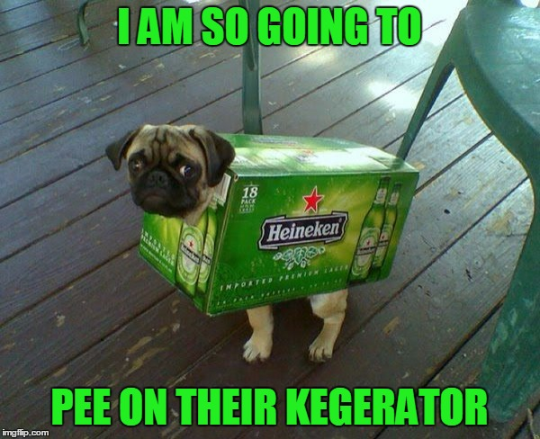 I AM SO GOING TO PEE ON THEIR KEGERATOR | made w/ Imgflip meme maker