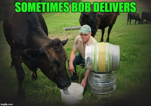 SOMETIMES BOB DELIVERS | made w/ Imgflip meme maker