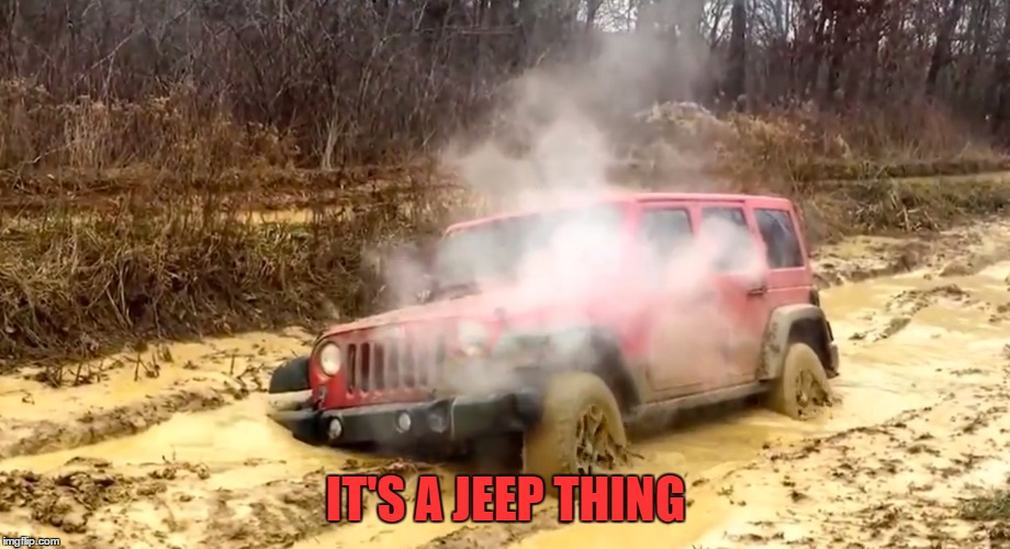 IT'S A JEEP THING | made w/ Imgflip meme maker