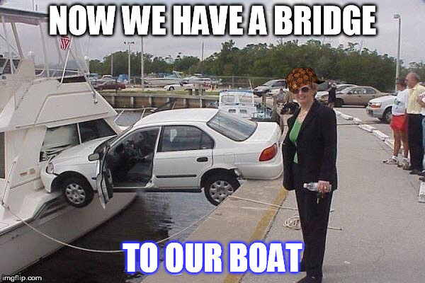 Women & texting | NOW WE HAVE A BRIDGE TO OUR BOAT | image tagged in women  texting,scumbag | made w/ Imgflip meme maker