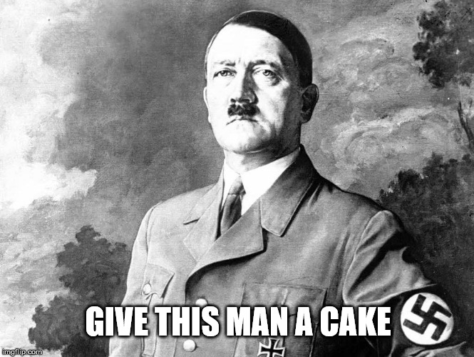 Surprising Image Tagged In Adolf Hitler Birthday Imgflip Funny Birthday Cards Online Inifofree Goldxyz