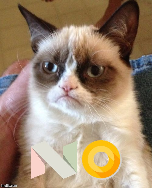 Grumpy Cat GNU you like freeware | image tagged in memes,grumpy cat,android,ios,windows,linux | made w/ Imgflip meme maker