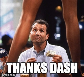 Documents  | THANKS DASH | image tagged in documents | made w/ Imgflip meme maker
