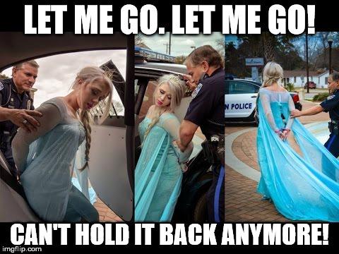 let it go Memes & GIFs - Imgflip