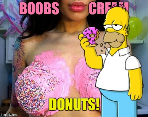 DONUTS! | made w/ Imgflip meme maker