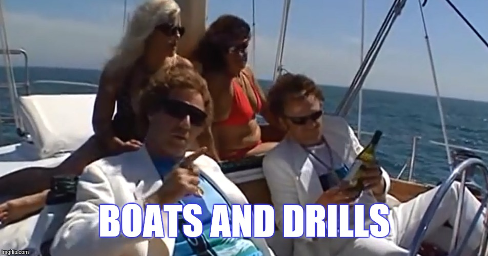 BOATS AND DRILLS | made w/ Imgflip meme maker