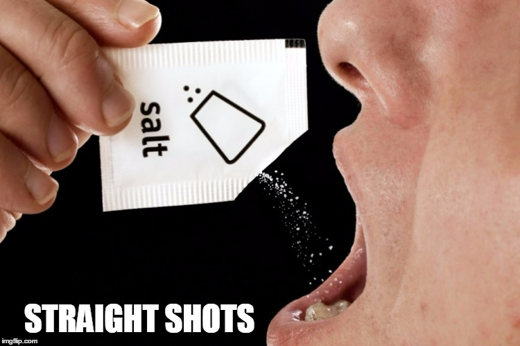 STRAIGHT SHOTS | made w/ Imgflip meme maker