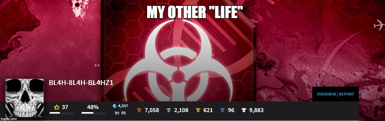 "MY OTHER ""LIFE"" 