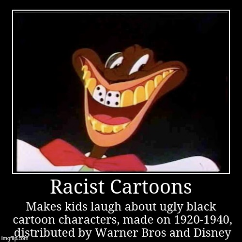 Queen the racist cartoon hustler Vyxen. interesting