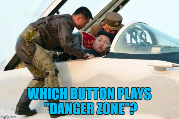 "You can be my (chicken) wing man... :) | WHICH BUTTON PLAYS ""DANGER ZONE""? 