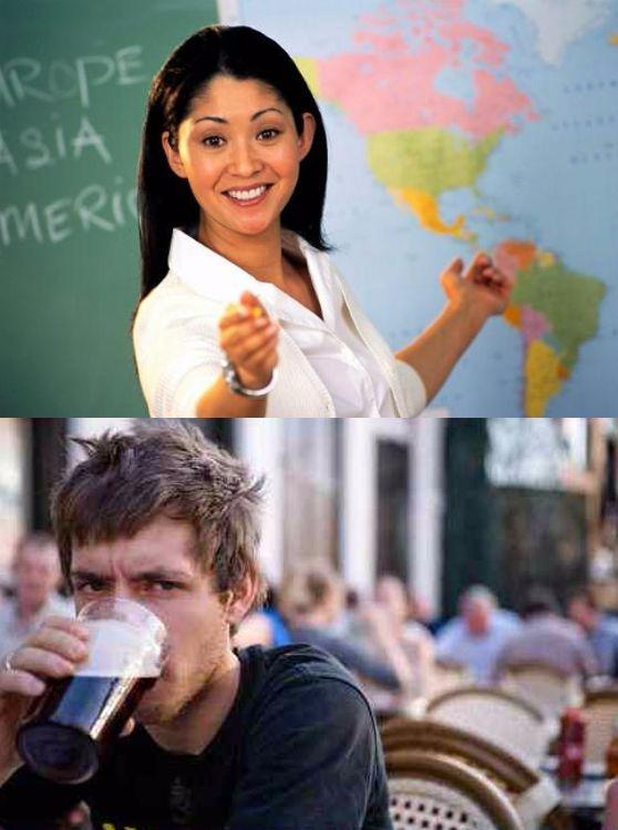 unhelpful teacher vs l...