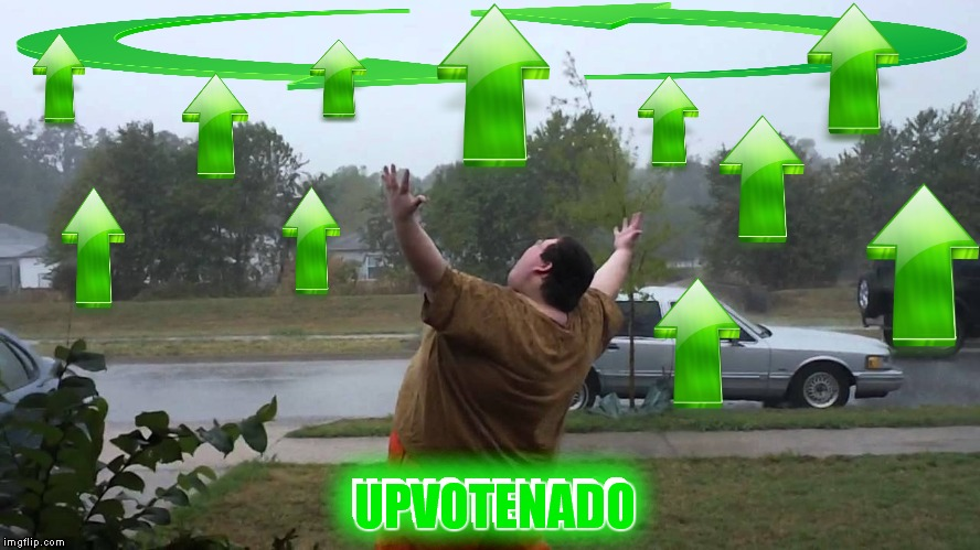 UPVOTENADO | made w/ Imgflip meme maker