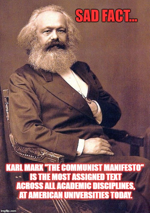 a review of marx s communist manifesto Brothersjuddcom reviews karl marx's the communist manifesto - grade: f.
