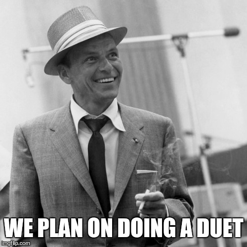 WE PLAN ON DOING A DUET | made w/ Imgflip meme maker