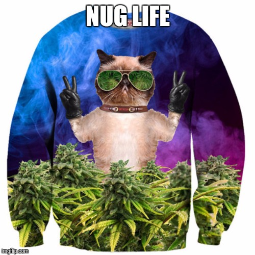 NUG LIFE | made w/ Imgflip meme maker