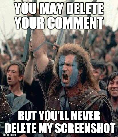 Featured Braveheart Mel Gibson Memes See All