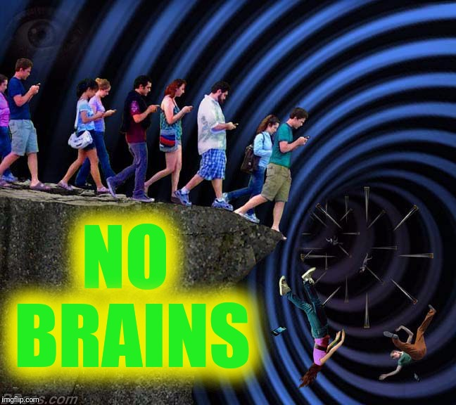 NO BRAINS | made w/ Imgflip meme maker