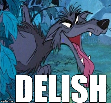 DELISH | made w/ Imgflip meme maker