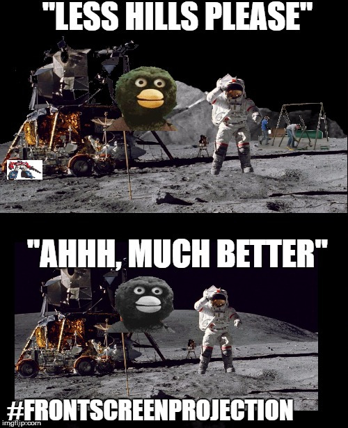 Faked Moonlandings | image tagged in faked moonlandings,front screen projection,scotchlite,scotch,stanley kubrick,apollo missions | made w/ Imgflip meme maker