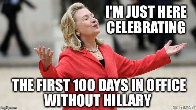 "As Rare Earth used to sing, ""I just want to celebrate..."" 