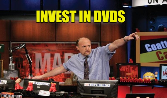 INVEST IN DVDS | made w/ Imgflip meme maker