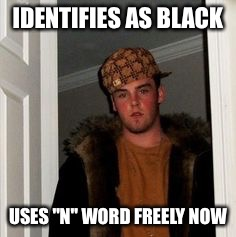 "Ss | IDENTIFIES AS BLACK USES ""N"" WORD FREELY NOW 