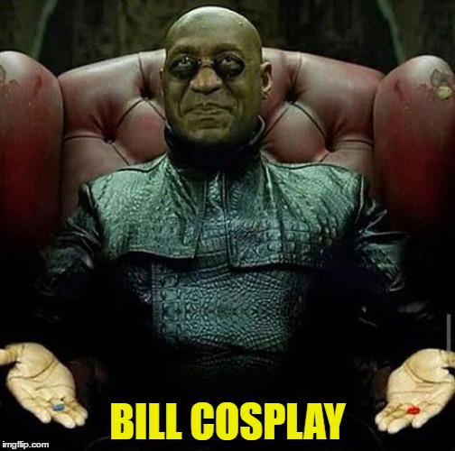"Bill ""Morpheus"" Cosby 