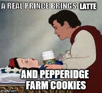 Pepperidge Farm cookies | LATTE AND PEPPERIDGE FARM COOKIES | image tagged in latte | made w/ Imgflip meme maker