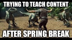Jurassic World 3 Velociraptors Imgflip