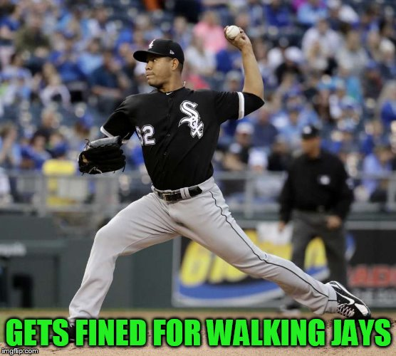 GETS FINED FOR WALKING JAYS | made w/ Imgflip meme maker