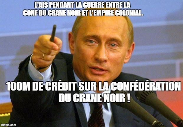 Good Guy Putin Meme Imgflip
