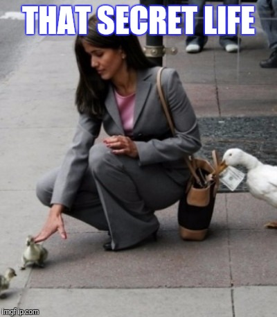 THAT SECRET LIFE | made w/ Imgflip meme maker