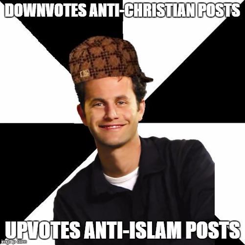 "Christianity Is ""Peaceful And Tolerant"" Say What Again? 